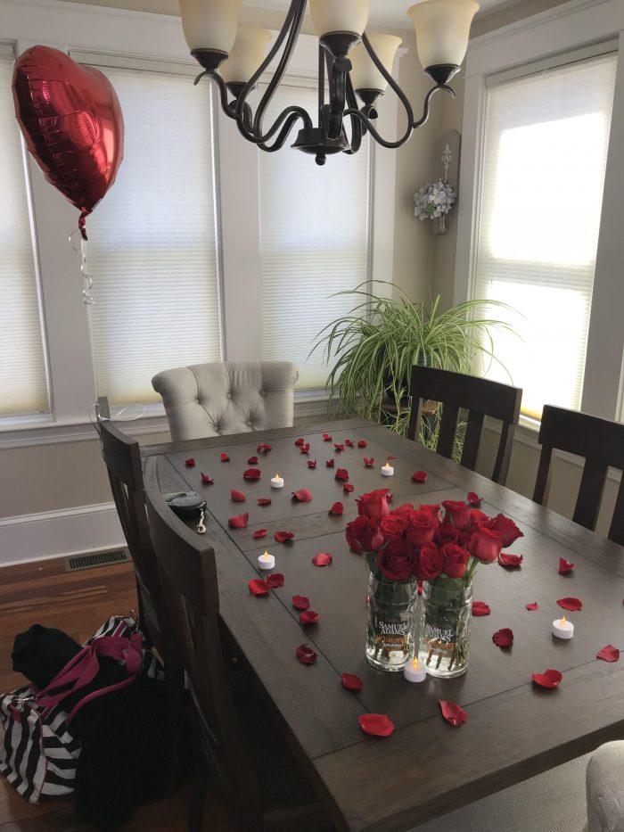 Proposal Ideas At our house
