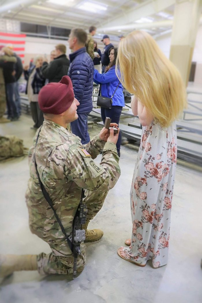 Wedding Proposal Ideas in On Fort Bragg, NC