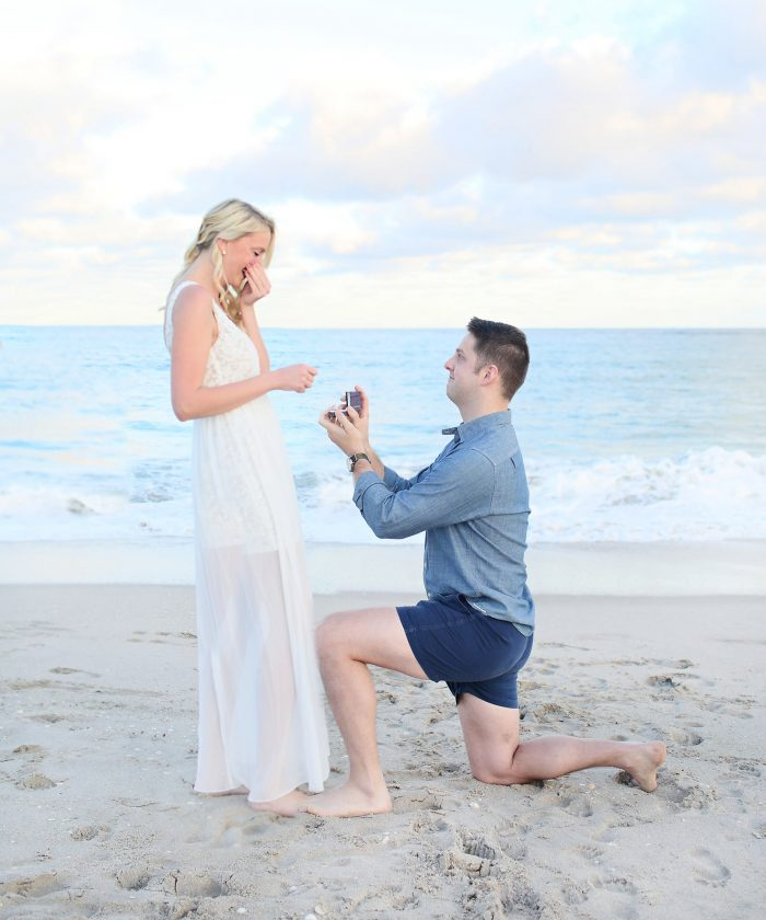 Marriage Proposal Ideas in Palm Beach, Florida
