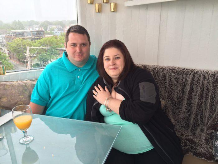 Alisha's Proposal in Newburyport, MA