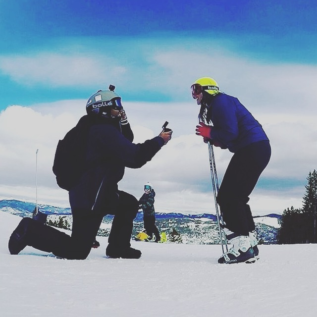 Wedding Proposal Ideas in Breckinridge, Colorado