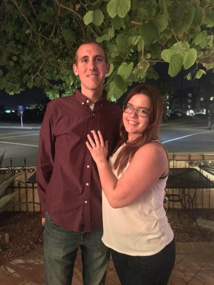 Where to Propose in Tempe Town Lake