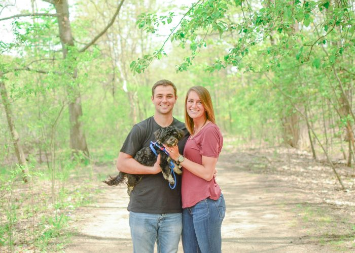 Image 1 of Shannon and Kody