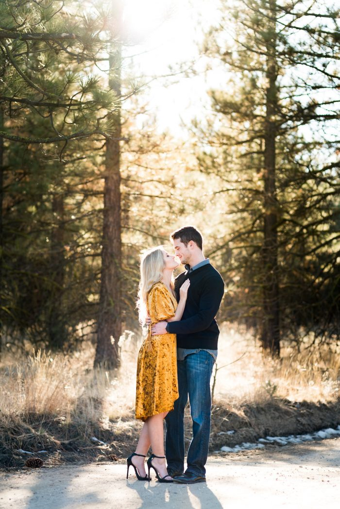 Wedding Proposal Ideas in Mount Pinos
