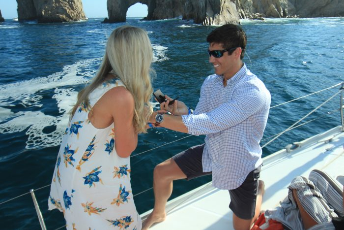 Sloane's Proposal in Cabo San Lucas