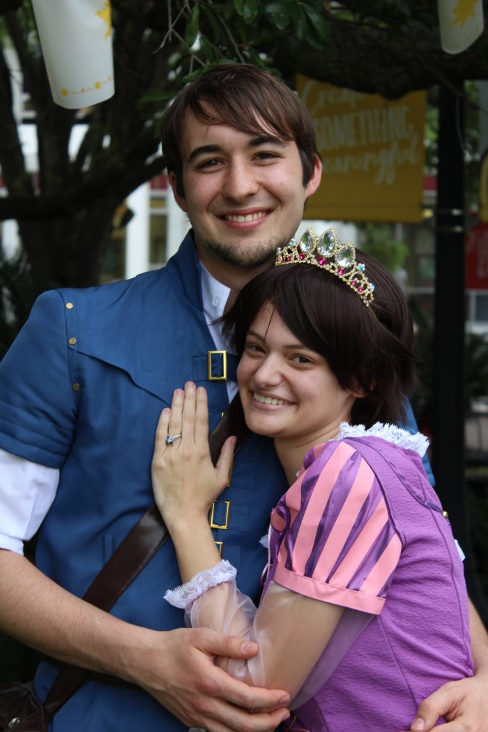 Wedding Proposal Ideas in Loyola University New Orleans