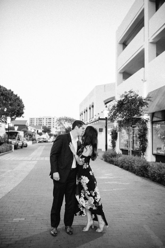 Victoria's Proposal in Lido Island - Newport Beach, CA