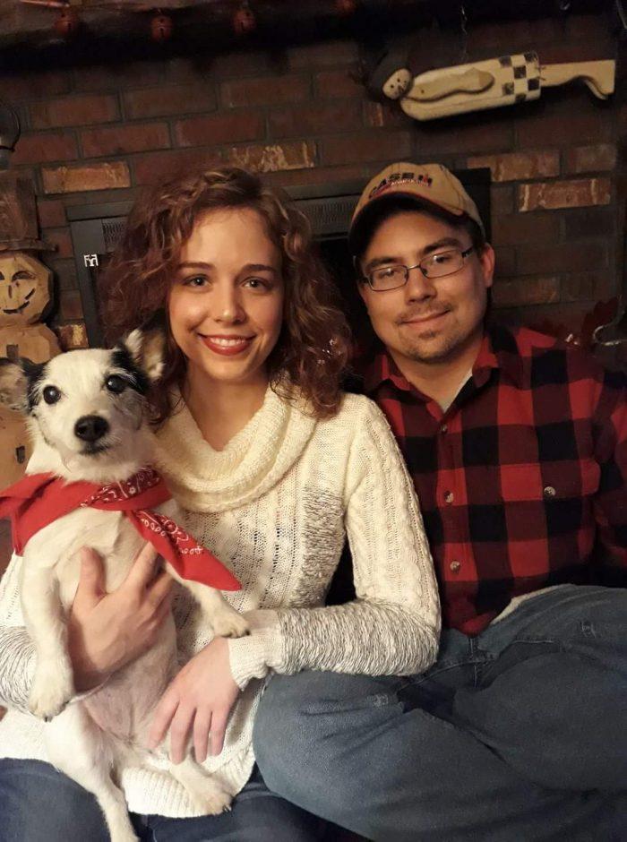 Image 1 of Monica and Jesse