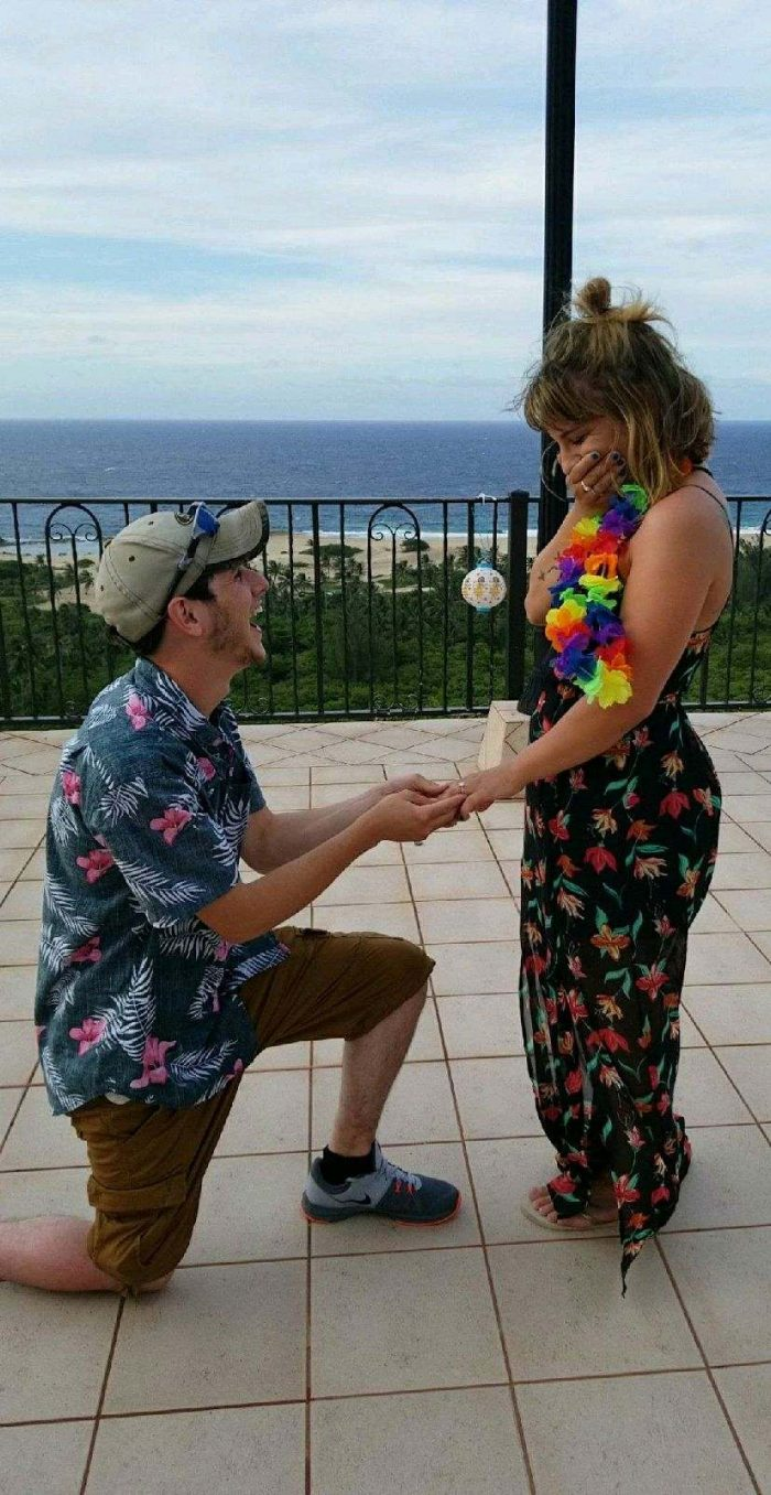 Victoria's Proposal in Isabela Puertorico