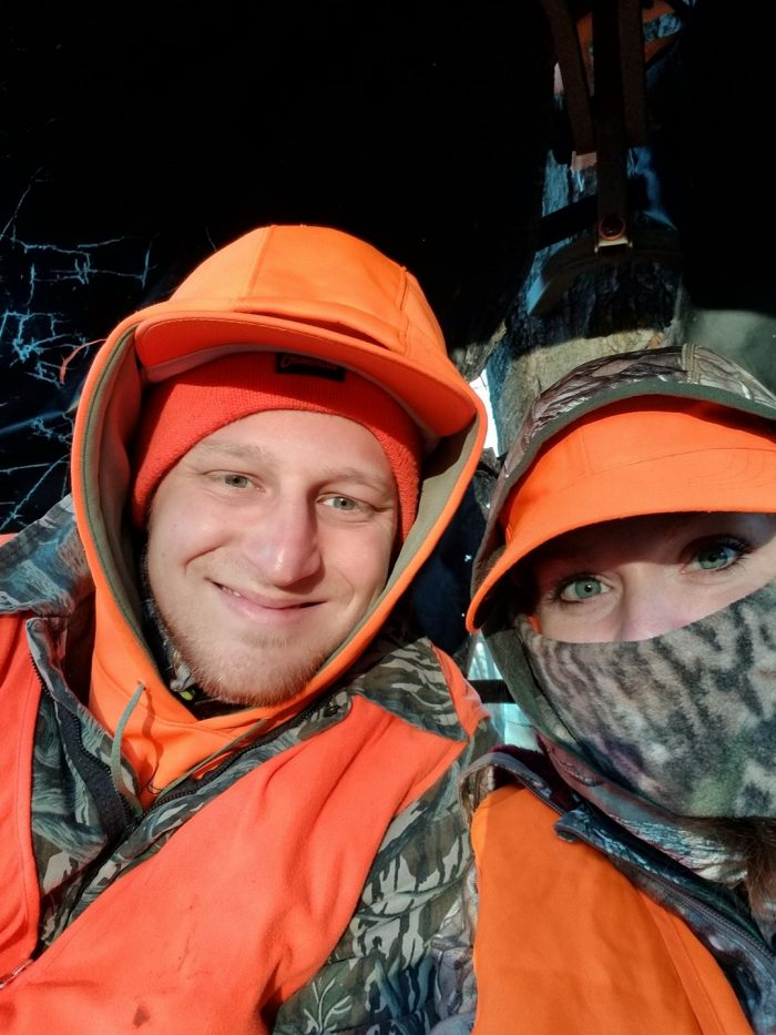 Marriage Proposal Ideas in Brian's hunting property