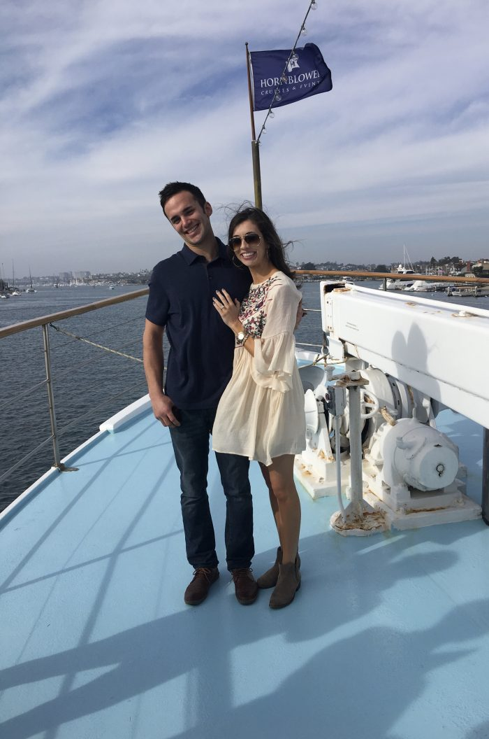 Marriage Proposal Ideas in Newport Beach, CA