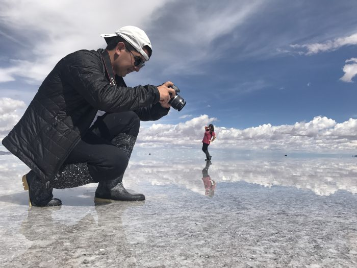 Where to Propose in Salar de Uyni, Bolivia