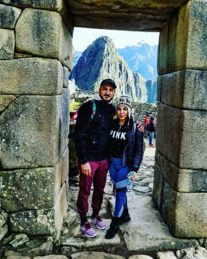 Jahel and Edwin's Engagement in Machu Picchu Perú