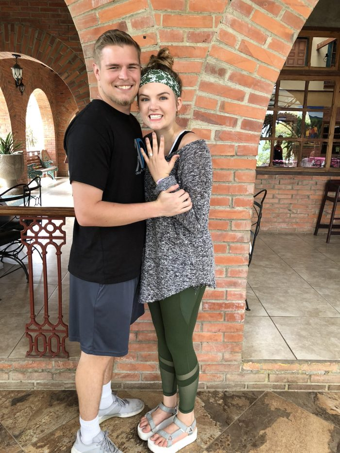 Austin and Abigail's Engagement in Costa Rica