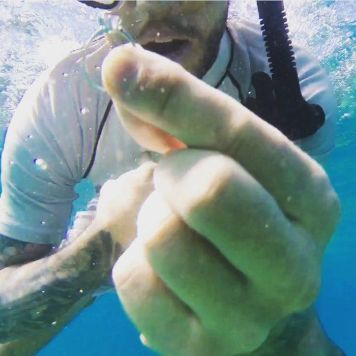 Proposal Ideas Underwater on the West side of Oahu