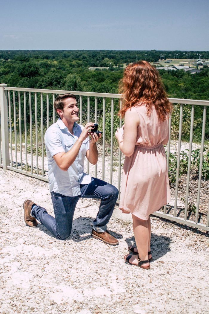 Marriage Proposal Ideas in Waco, TX