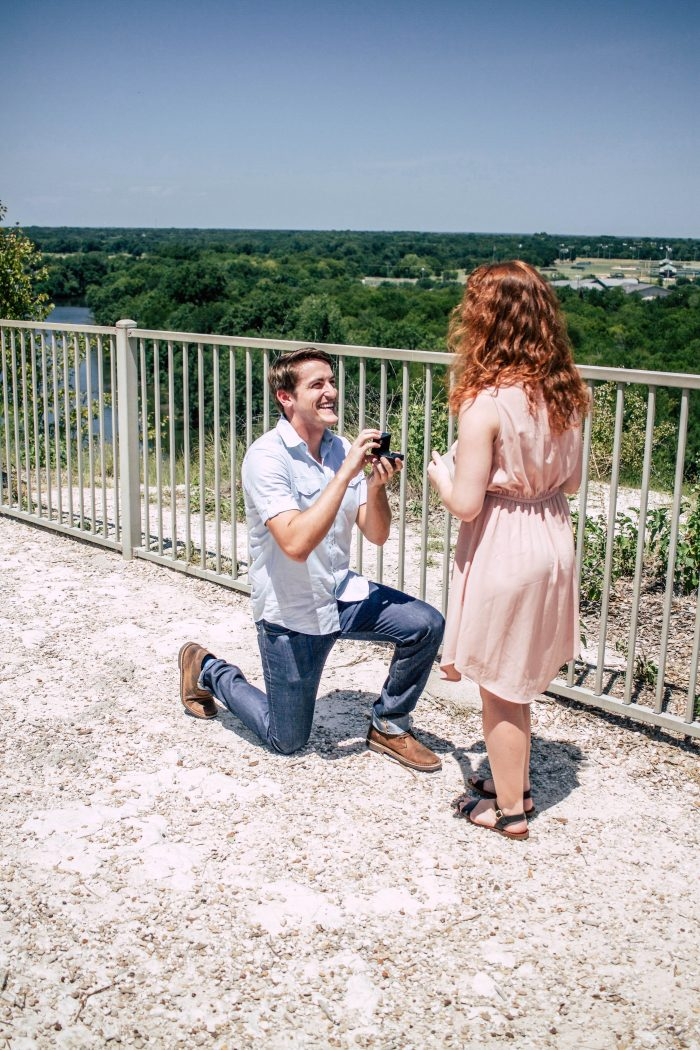 Where to Propose in Waco, TX