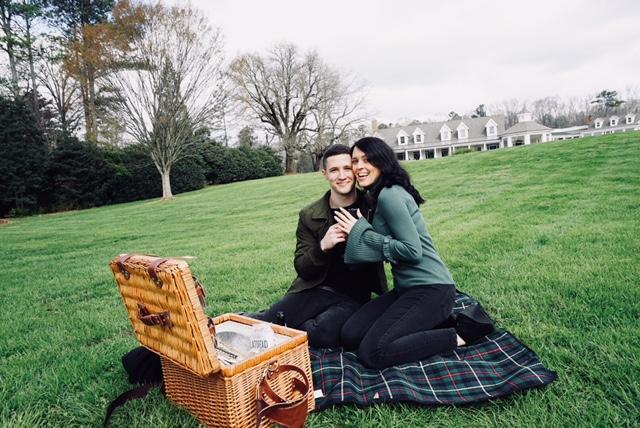 Wedding Proposal Ideas in Barnsley Resort in Adairsville, GA