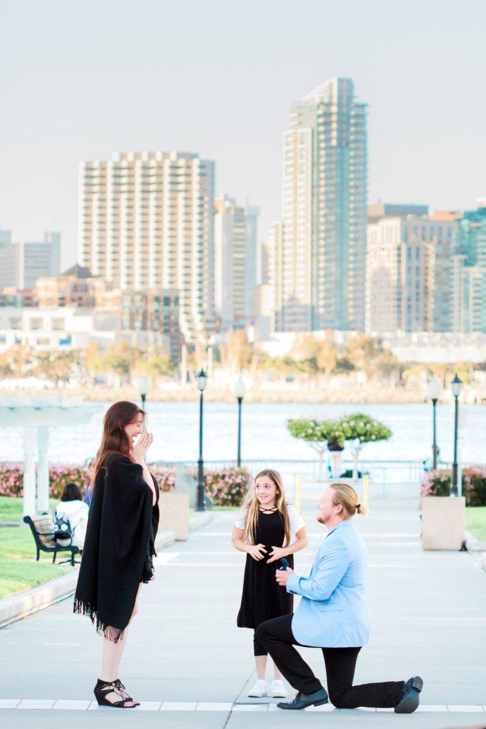 Wedding Proposal Ideas in Coronado, San Diego