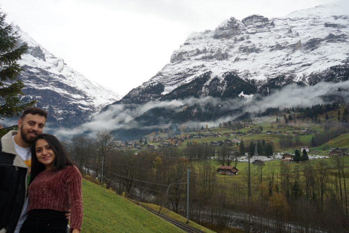 Where to Propose in Brienz, Switzerland