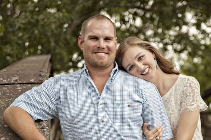 Melissa and Matthew's Engagement in La Vernia, Texas