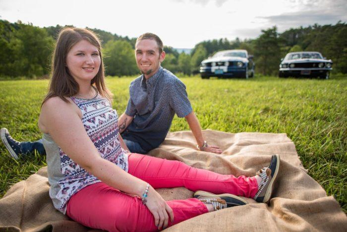 Image 1 of Marissa and Greyson