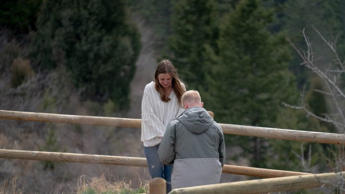 Proposal Ideas Golden, Colorado on Lookout Mountain