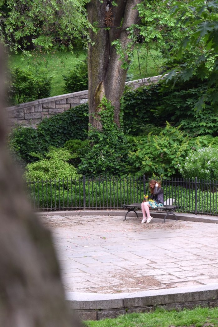 Wedding Proposal Ideas in New York City - Carl Shultz Park