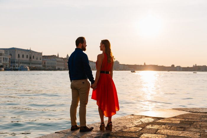 Wedding Proposal Ideas in Venice, Italy