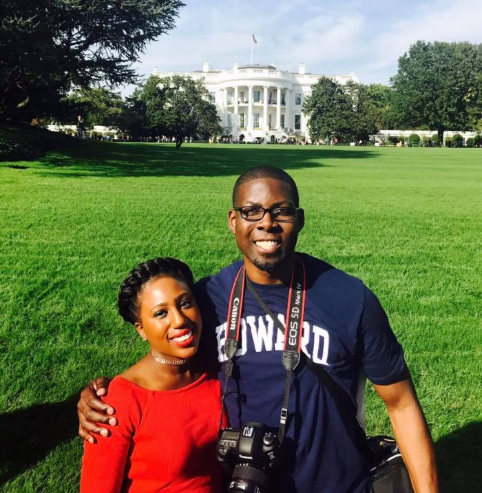 Denys C. and Ceylon N.'s Engagement in Washington, D.C.