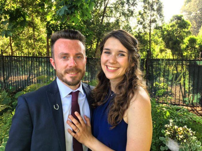 Wedding Proposal Ideas in Minneapolis Sculpture Garden