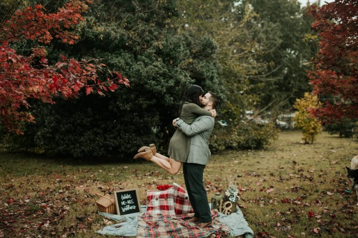Marriage Proposal Ideas in Overton Park in Memphis, TN