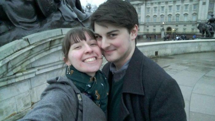 Marriage Proposal Ideas in Buckingham Palace, London