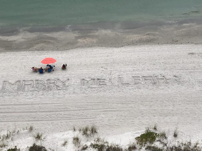 Engagement Proposal Ideas in Madeira Beach, Florida