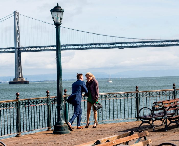 Where to Propose in San Francisco - Pier 7