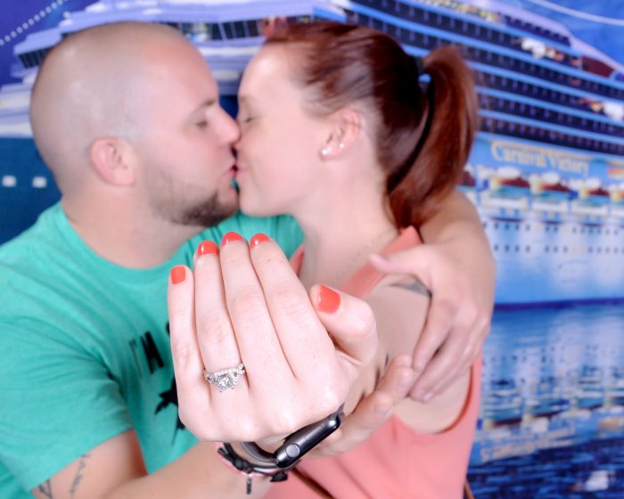 Heather and Cory's Engagement in Nassau, Bahamas