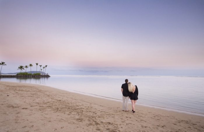 Marriage Proposal Ideas in Honolulu, Hawaii