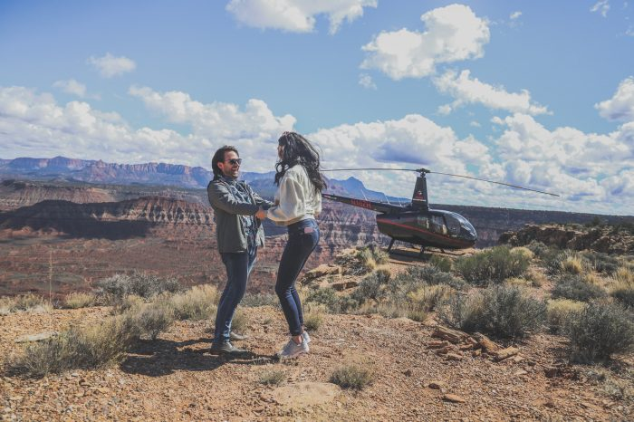 Wedding Proposal Ideas in Zion National Park, in St. George, Utah