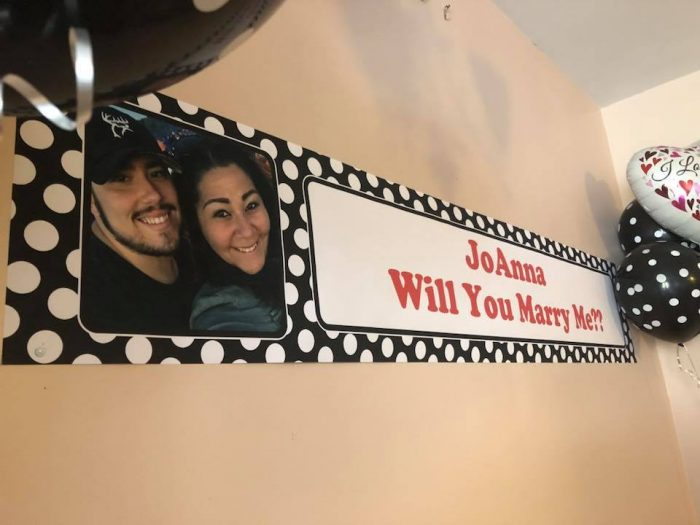 Wedding Proposal Ideas in At the bride's parents' house.