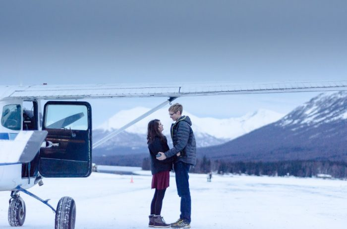 Where to Propose in Alaska