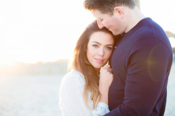 Image 1 of 5 Tips for Looking Amazing in Your Engagement Photos