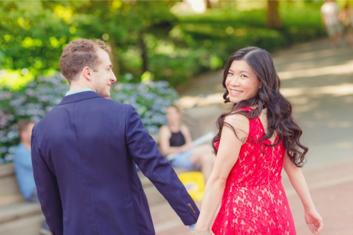 Image 3 of 5 Tips for Looking Amazing in Your Engagement Photos