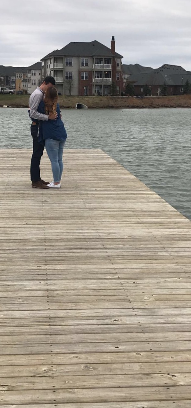 Where to Propose in A pier in Fishers, IN