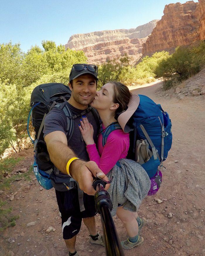 Proposal Ideas Havasupai Falls, Grand Canyon