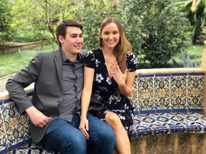 Where to Propose in Bok Tower Gardens