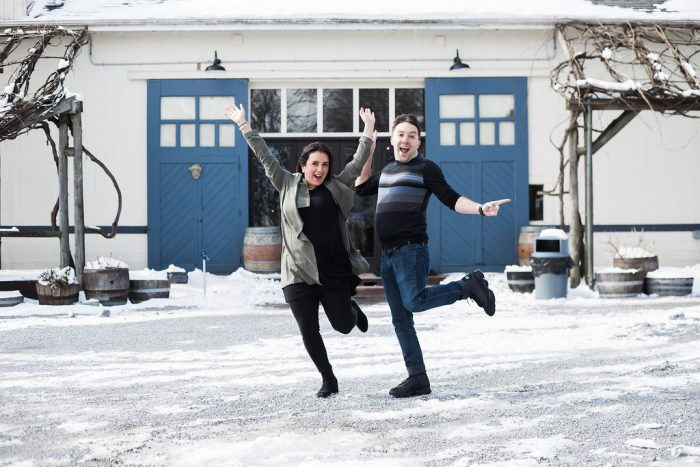 Image 1 of Vanessa and Anthony De