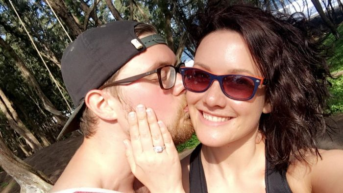 Engagement Proposal Ideas in Pololu Valley Lookout