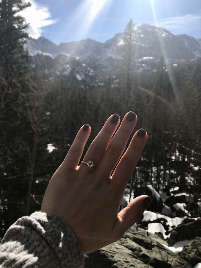 Marriage Proposal Ideas in Colorado Rockies