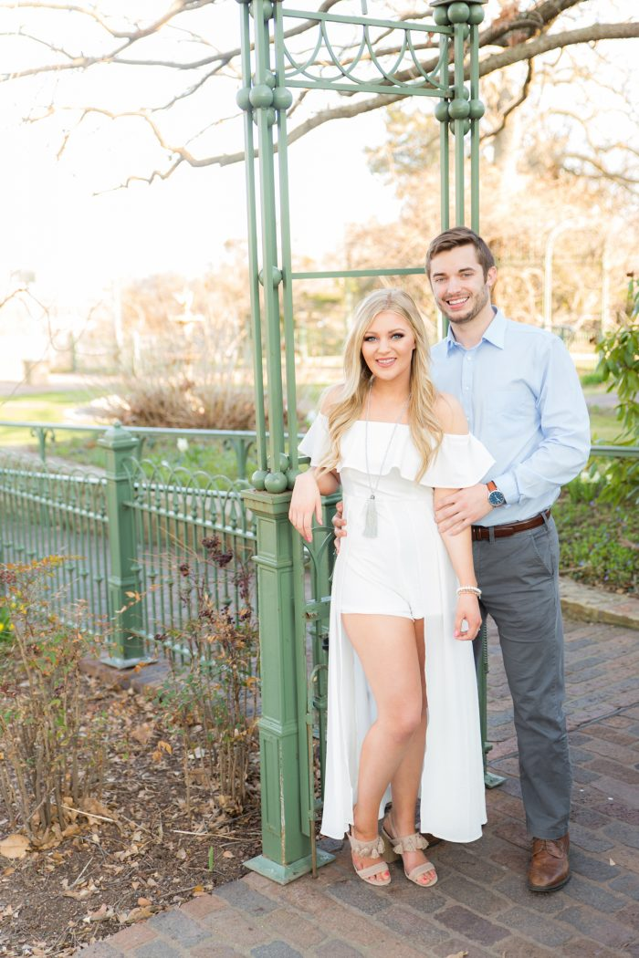 Amanda and Joe's Engagement in Tulsa