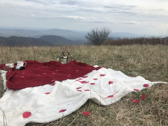 Marriage Proposal Ideas in Cole Mountain, VA